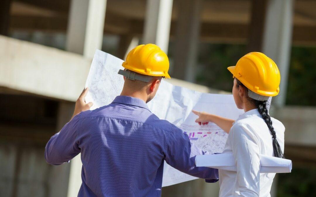 Die Bauleitung – ein abwechslungsreicher Beruf mit viel Verantwortung